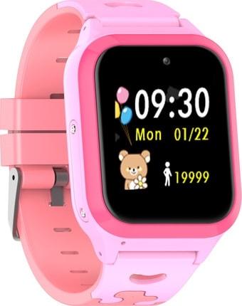 Умные часы LeeFine Q23 (розовый)