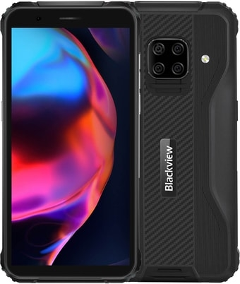 Смартфон Blackview BV5100 (черный)