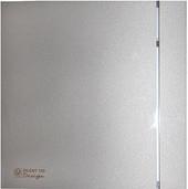 Вытяжной вентилятор Осевой вентилятор Soler&Palau Silent-200 CRZ Silver Design — 3C [5210606100]