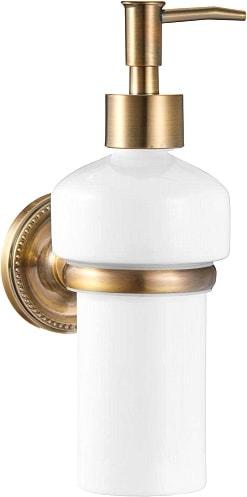 Дозатор для жидкого мыла FORA Real