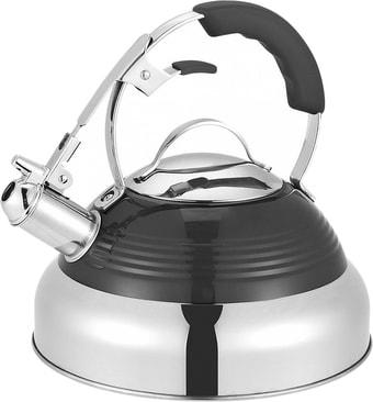 Чайник со свистком MAUNFELD MRK-119BK