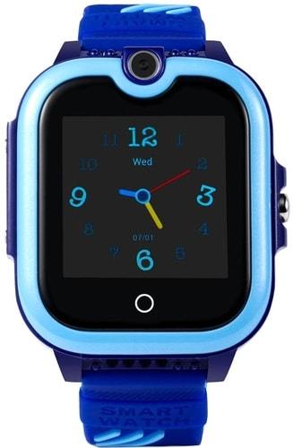 Умные часы Wonlex KT13 (синий/голубой)