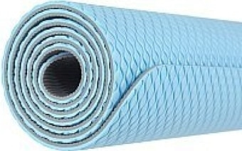 Коврик Sundays Fitness IRBL17107 (голубой)