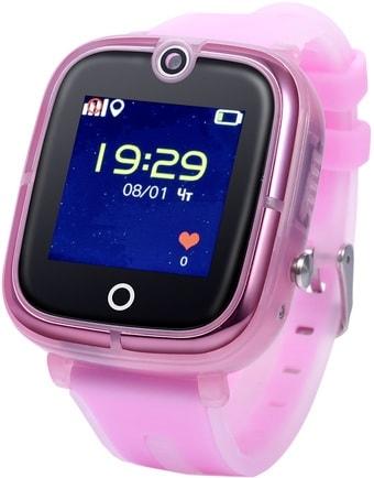 Умные часы Wonlex KT07 (розовый)