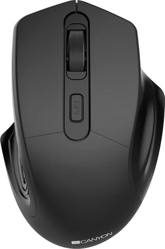 Мышь Canyon MW-15 (черный)