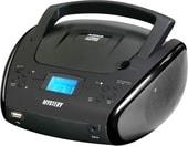 Портативная аудиосистема Mystery BM-6114U (черный)