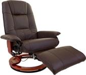 Массажное кресло Calviano Funfit 2159 (коричневый)
