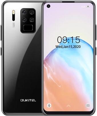 Смартфон Oukitel C18 Pro (черный)