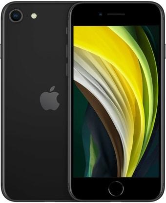 Смартфон Apple iPhone SE 128GB (черный)