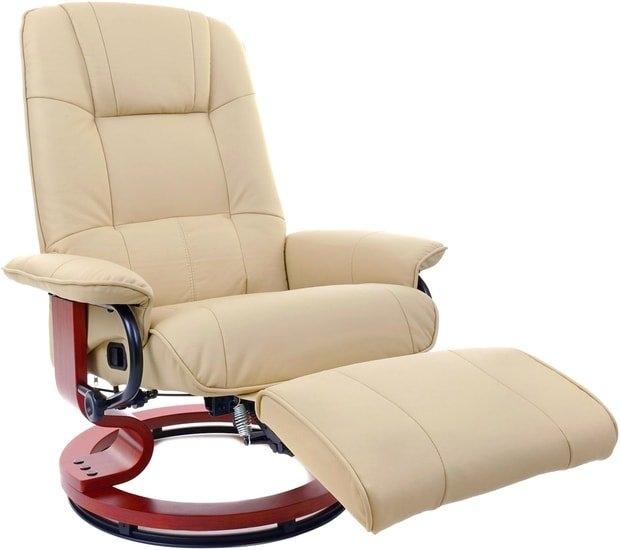 Массажное кресло Calviano Funfit 2160 (бежевый)