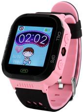 Умные часы Wonlex GW500s (розовый/черный)