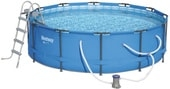 Каркасный бассейн Bestway 56418 (366×100)