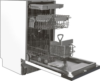 Посудомоечная машина GEFEST 45313