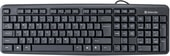 Клавиатура Defender Element HB-520 (черный)