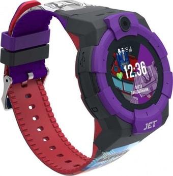 Умные часы JET Kid Transformers Megatron vs Optimus Prime (фиолетовый)