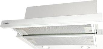 Кухонная вытяжка Backer TH60L-2F200-WG