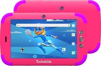Планшет Turbopad TurboKids Princess 16GB 3G (розовый)