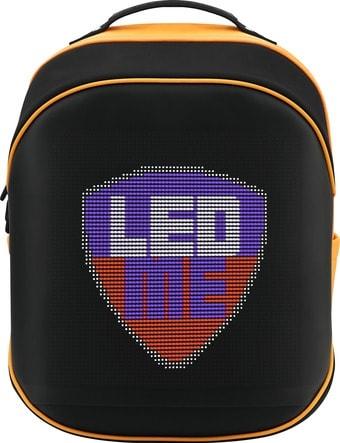 Рюкзак Prestigio LEDme Max (черный/оранжевый)