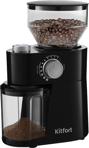 Электрическая кофемолка Kitfort KT-741