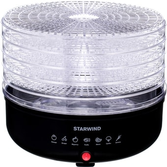 Сушилка для овощей и фруктов StarWind SFD1510