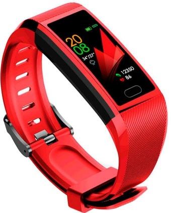 Фитнес-браслет Smarterra FitMaster 5 (красный)