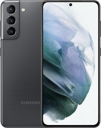 Смартфон Samsung Galaxy S21 5G 8GB/128GB (серый фантом)