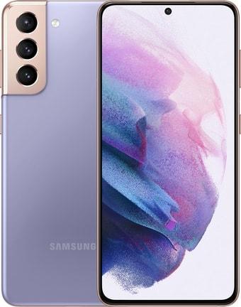 Смартфон Samsung Galaxy S21 5G 8GB/128GB (фиолетовый фантом)