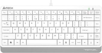 Клавиатура A4Tech Fstyler FK11 (белый)