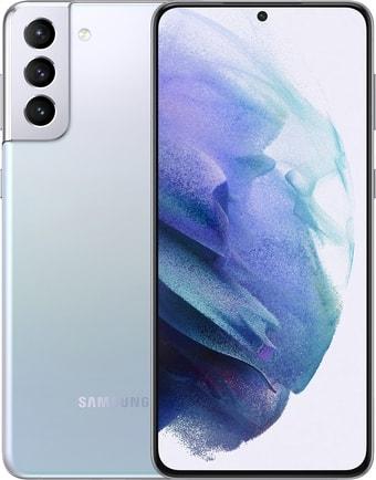 Смартфон Samsung Galaxy S21+ 5G 8GB/128GB (серебряный фантом)