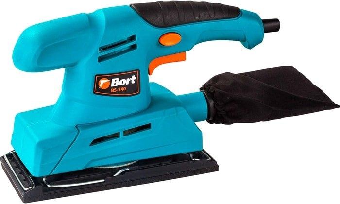 Виброшлифмашина Bort BS-240