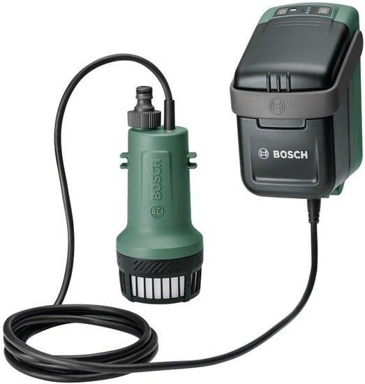 Садовый насос Bosch GardenPump 18 06008C4201 (без АКБ)