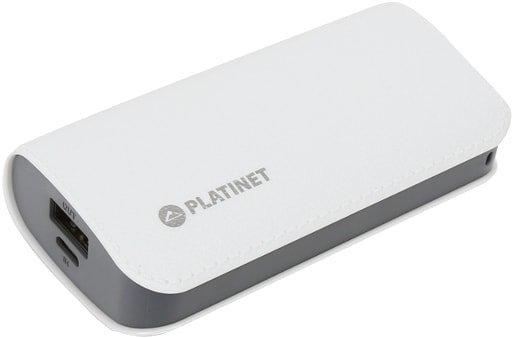 Портативное зарядное устройство Platinet PMPB52LW