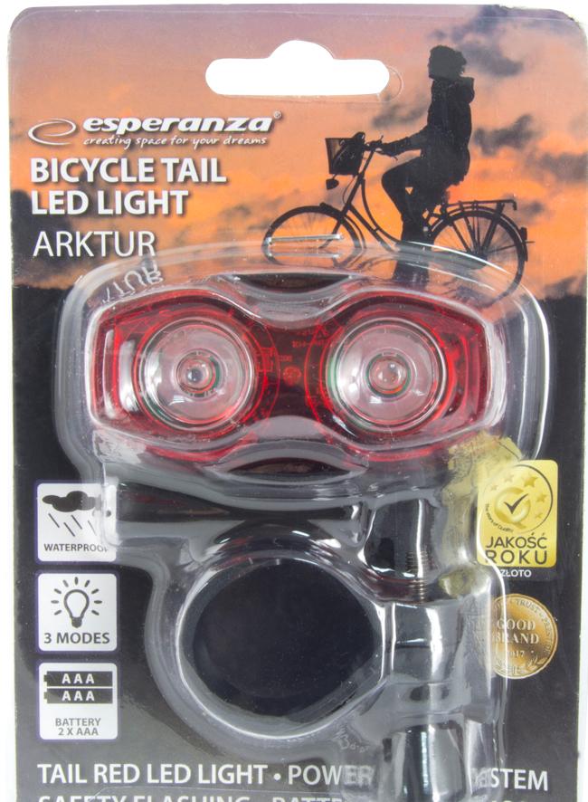 Велосипедный фонарь Esperanza Arktur