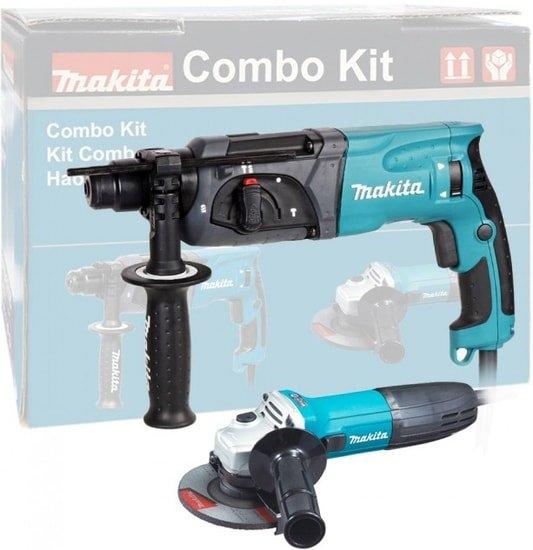 Перфоратор Makita DK0120 (HR2470 + GA5030)