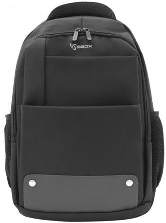 Рюкзак SBOX Nebraska 15.6 (черный)