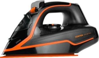 Утюг CENTEK CT-2363 (черный/оранжевый)
