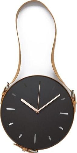 Настенные часы Platinet PZWBW (черный)