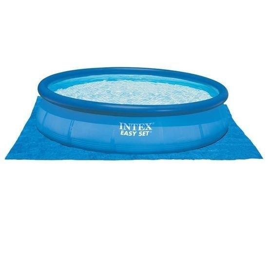 Intex Подстилка-подложка для бассейнов от 244 до 457 см 28048