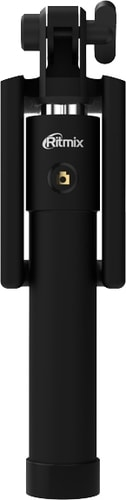 Палка для селфи Ritmix RMH-350BT (черный)