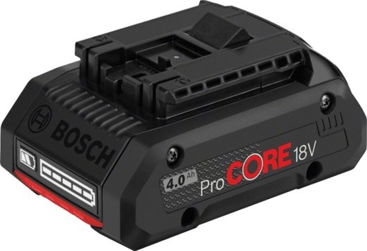 Аккумулятор Bosch ProCORE 1600A016GB (18В/4 Ah)