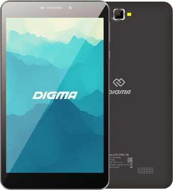 Планшет Digma Citi 7591 3G 32GB CS7208MG