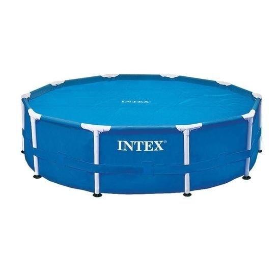 Intex Тент-чехол с обогревающим эффектом для бассейнов 305 см 29021