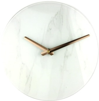 Настенные часы Platinet PZMGW (белый)