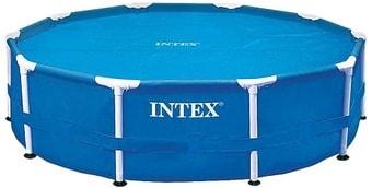 Intex Тент-чехол с обогревающим эффектом для бассейнов 366 см