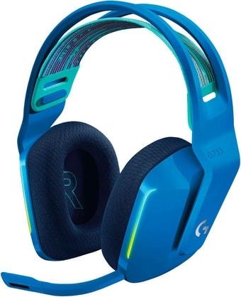 Наушники Logitech G733 Lightspeed Wireless (синий)