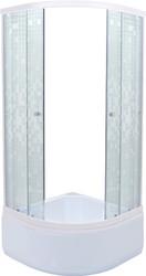 Душевой уголок Triton Стандарт В1 90×90 (стекло мозайка)