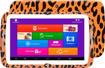 Планшет Turbopad MonsterPad 16GB (оранжевый)