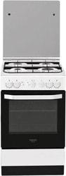 Кухонная плита Hotpoint-Ariston HS5G1PMW/RU