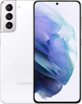 Смартфон Samsung Galaxy S21 5G 8GB/256GB (белый фантом)