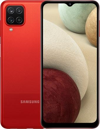 Смартфон Samsung Galaxy A12 3GB/32GB (красный)